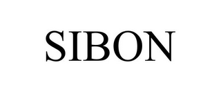 mark for SIBON, trademark #85830033