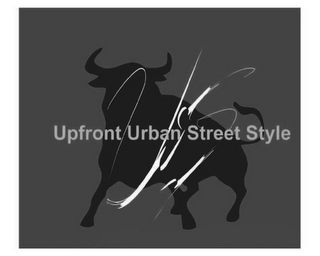 mark for US UPFRONT URBAN STREET STYLE, trademark #85830208