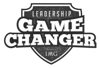 mark for LEADERSHIP GAME CHANGER PRESENTED BY IMG, trademark #85830219