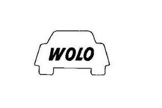 mark for WOLO, trademark #85830260