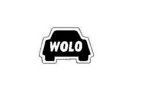 mark for WOLO, trademark #85830298