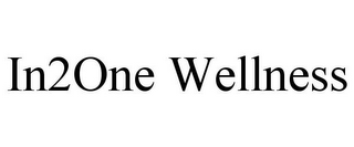 mark for IN2ONE WELLNESS, trademark #85830579
