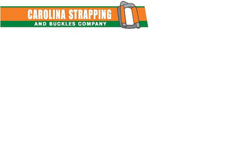 mark for CAROLINA STRAPPING AND BUCKLES COMPANY, trademark #85830660