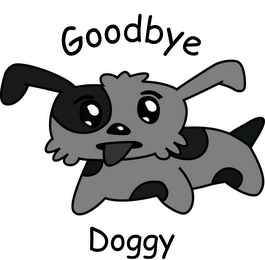 mark for GOODBYE DOGGY, trademark #85830702