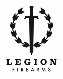 mark for LEGION FIREARMS, trademark #85830713
