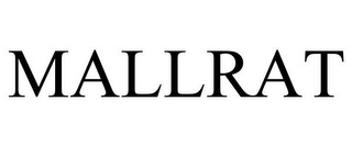 mark for MALLRAT, trademark #85830802