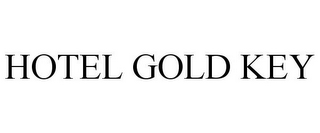 mark for HOTEL GOLD KEY, trademark #85830814