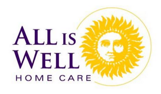 mark for ALL IS WELL HOME CARE, trademark #85830849