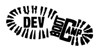 mark for DEV BOOT CAMP, trademark #85830863