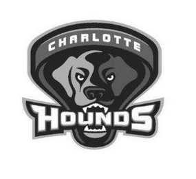 mark for CHARLOTTE HOUNDS, trademark #85831226