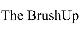 mark for THE BRUSHUP, trademark #85831262