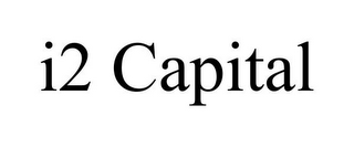 mark for I2 CAPITAL, trademark #85831607