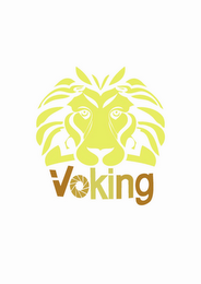 mark for VOKING, trademark #85832075