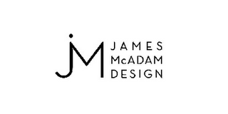 mark for JM JAMES MCADAM DESIGN, trademark #85832379