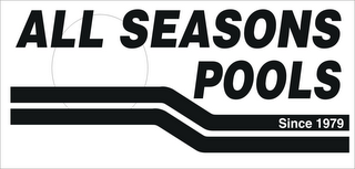 mark for ALL SEASONS POOLS SINCE 1979, trademark #85832403