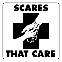 mark for SCARES THAT CARE, trademark #85832749