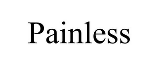 mark for PAINLESS, trademark #85832764