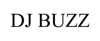 mark for DJ BUZZ, trademark #85833173