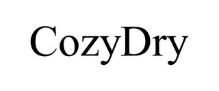 mark for COZYDRY, trademark #85833352