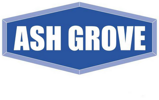 mark for ASH GROVE, trademark #85833602