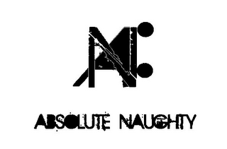 mark for AN ABSOLUTE NAUGHTY, trademark #85833803