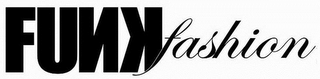 mark for FUNK FASHION, trademark #85833847