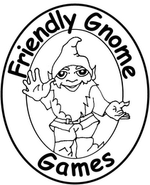mark for FRIENDLY GNOME GAMES, trademark #85833974