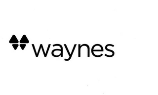 mark for WAYNES, trademark #85834095