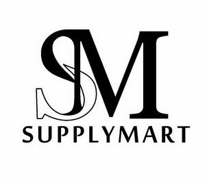 mark for SM SUPPLYMART, trademark #85834312
