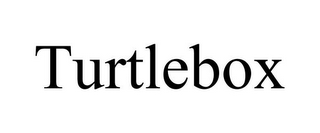 mark for TURTLEBOX, trademark #85834382