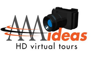 mark for AAAIDEAS HD VIRTUAL TOURS, trademark #85834563