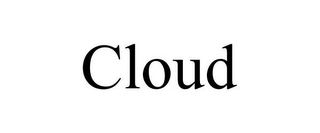 mark for CLOUD, trademark #85834632