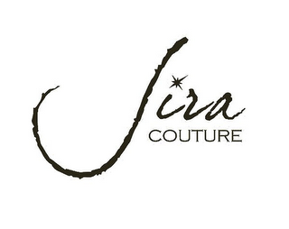 mark for JIRA COUTURE, trademark #85834673