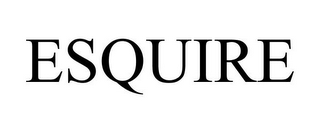 mark for ESQUIRE, trademark #85835095