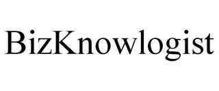 mark for BIZKNOWLOGIST, trademark #85835120