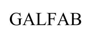 mark for GALFAB, trademark #85835147