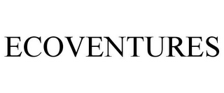 mark for ECOVENTURES, trademark #85835377