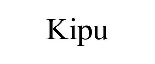 mark for KIPU, trademark #85835534