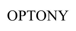 mark for OPTONY, trademark #85835703