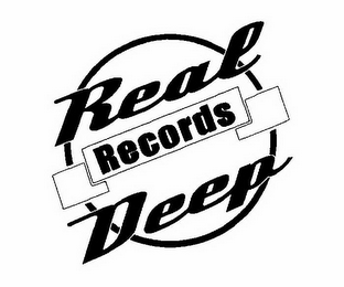mark for REAL DEEP RECORDS, trademark #85835734