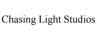mark for CHASING LIGHT STUDIOS, trademark #85835793