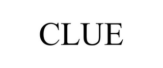 mark for CLUE, trademark #85835902