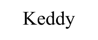 mark for KEDDY, trademark #85835953