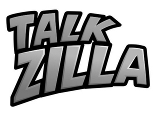 mark for TALKZILLA, trademark #85836069