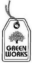 mark for GREEN WORKS, trademark #85836240