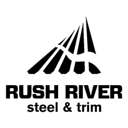 mark for RUSH RIVER STEEL & TRIM, trademark #85836341