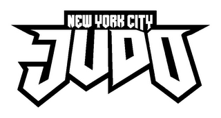 mark for NEW YORK CITY JUDO, trademark #85836691