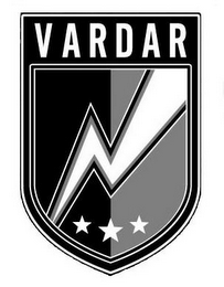 mark for VARDAR, trademark #85836699
