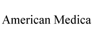 mark for AMERICAN MEDICA, trademark #85837034