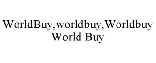 mark for WORLDBUY,WORLDBUY,WORLDBUY WORLD BUY, trademark #85837086